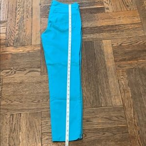 Baby blue NYJD light weight jeans